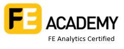 FE Analytics certified